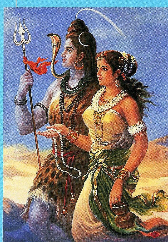 Shiva und Shakti: Ideal und Realität in tantrischen Ritualen