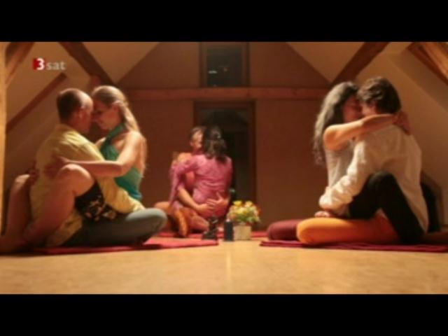 Liebe, Polyamorie und Tantra – Mara und Silvio im TV