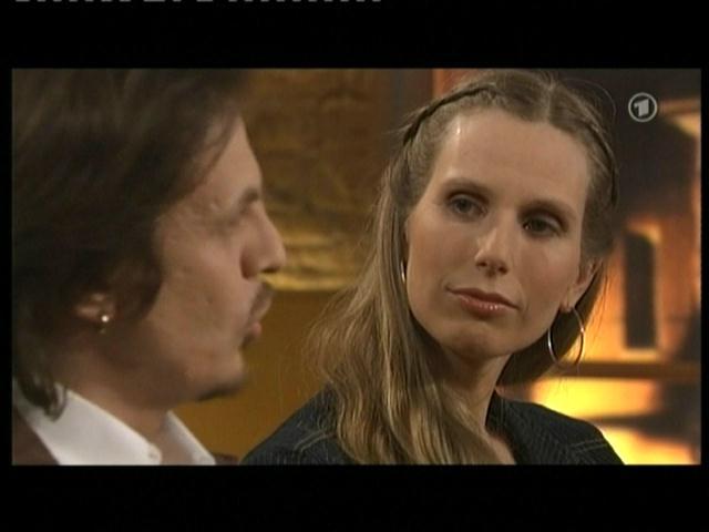 Video: Silvio und Mara bei Sandra Maischberger